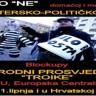 Međunarodni prosvjed protiv diktature bankstera, političara i korporacija
