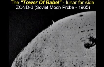 Babilonska kula na tamnoj strani Mjeseca