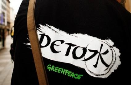 Greepeace ima Detox