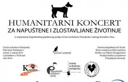 Dođite i pomozite životinjama