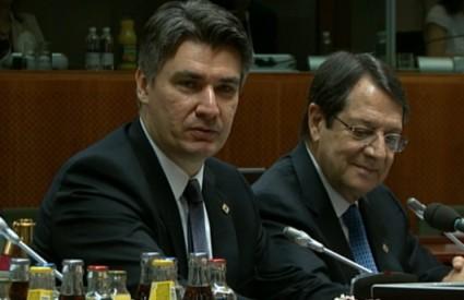 Milanović je komentirao iz Bruxellesa
