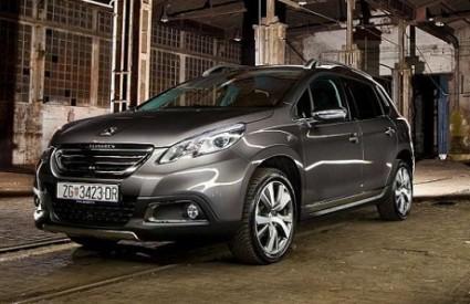 Sjajan crossover iz Peugeota
