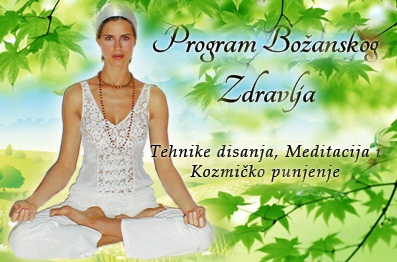 Predstavljanje knjige Program božanskog zdravlja