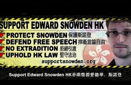 Kina nije privela Snowdena