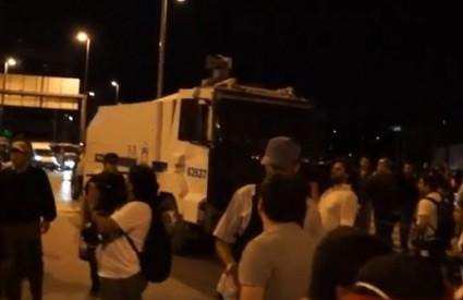 Trg Taksim je centar prosvjeda