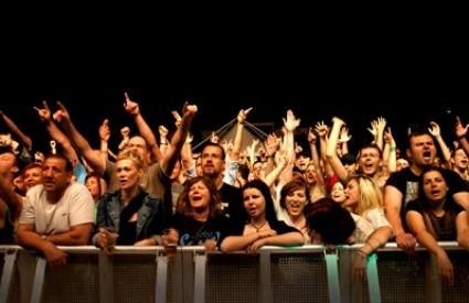 Publika je uživala