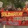 Frankfurtom marširalo 7000 ljudi iz pokreta Blockupy