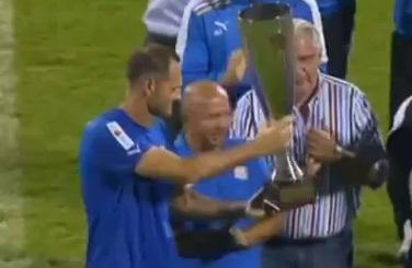 Dinamo osvojio peti Superkup