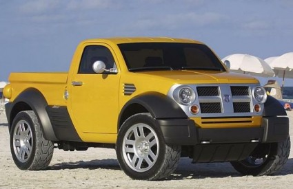 Dodge M80 - mali slatki pickup