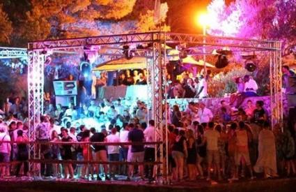 Otvaranje Garden festivala