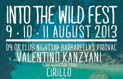 I domaće snage na Into the Wild Festu
