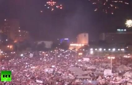 Veselje na ulicama Kaira