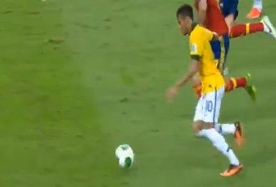 Neymar je bio nemoćan