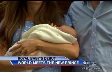 Malac bi mogao biti sedmi kralj George