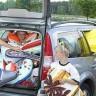 Sigurno pakiranje za put