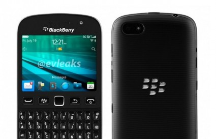 Novi BlackBerry 9720?