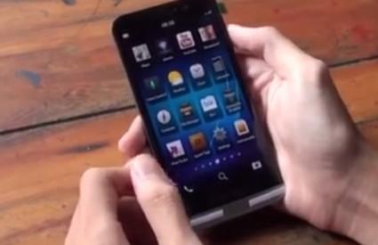 BlackBerry A10 spreman za bitku s konkurencijom