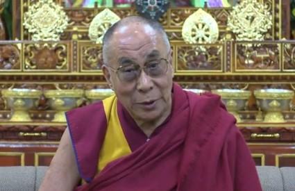 Što sanja Dalaj Lama