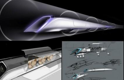 Je li čudesni Hyperloop budućnost prometa?