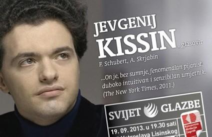 Ruski virtuoz opet u Zagrebu