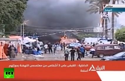 Kairo je ratna zona