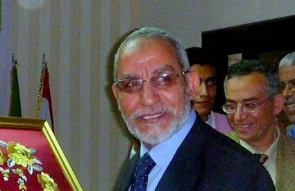 Mohamed Badie je uhićen