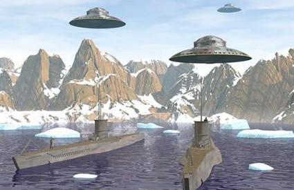 Kako je zapravo izgledalo iskrcavanje nacista na Antarktik?