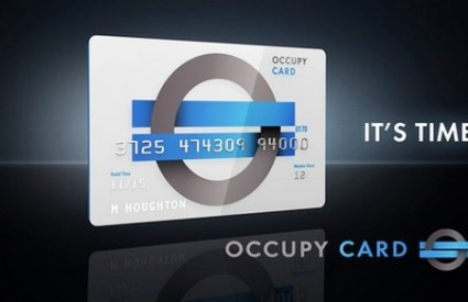 Occupy Money Cooperative izdavat će i kartice