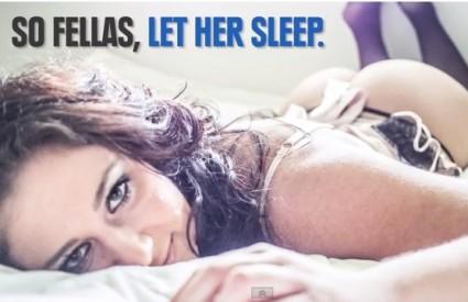 Žene trebaju spavati sat vremena više od muškaraca