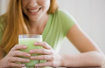 Voda s klorofilom može se napraviti i kod kuće