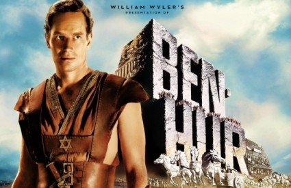 Ben Hur ponovno stiže, ali sigurno ne po toliko Oscara
