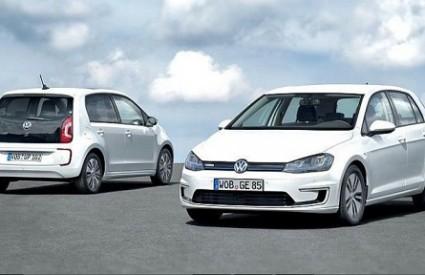 Volkswagenovi elektromobili