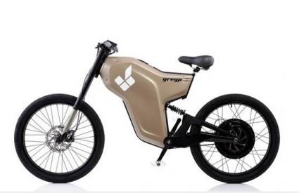 Da, ovo je bicikl ...