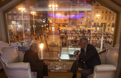 Nove vizure hotela Dubrovnik