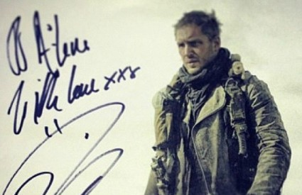 Tom Hardy: prvo Bane, pa onda Mad Max