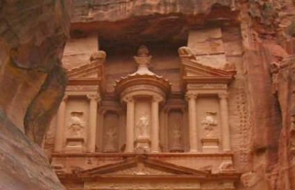 Čudesna Petra jedno je od najmanjih čuda starih civilizacija