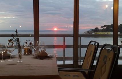 Ovo su pogledi iz splitskih restorana