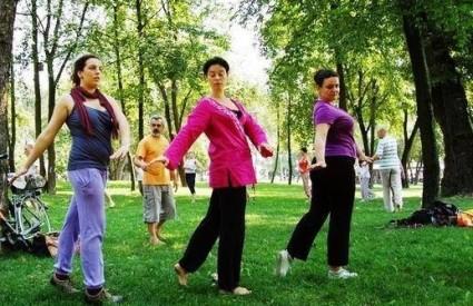Saznajte zašto milijuni vježbaju tai chi