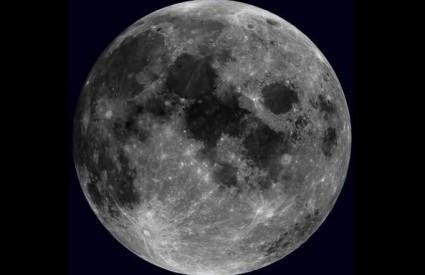 Tamna strana Mjeseca kako je vidi NASA