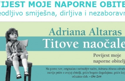 Duhovit roman o zagrebačkoj obitelji