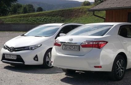 Dvije nove Toyote u C segmentu