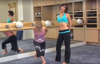 Jedan pokret, a vježba cijelo tijelo