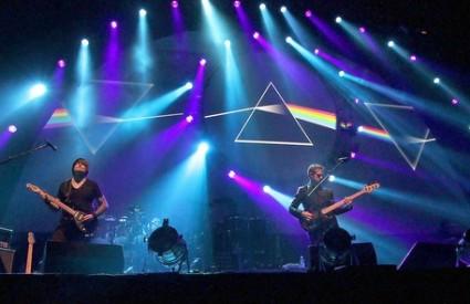 Brit Floyd su skinuli Pink Floyd do zadnje note