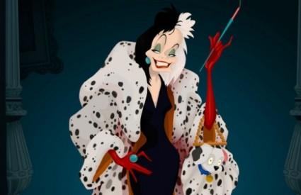 Cruella će imati samo svoj film