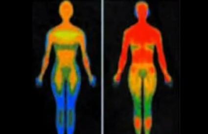 Životna energija prvo napušta područje trbuha