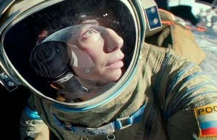 Sandri Bullock Gravitacija je donijela prvo mjesto po zaradi