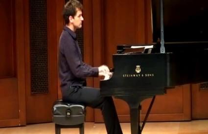 Sjajan recital Javora Bračića u New Yorku