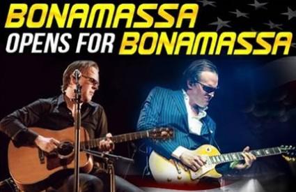 Joe Bonamassa otvara akustično