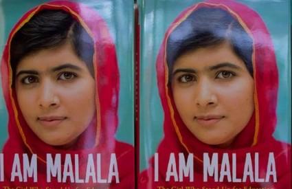 Malala je napisala knjigu