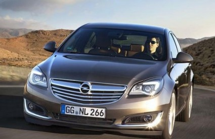 Sjajna nova Opel Insignia